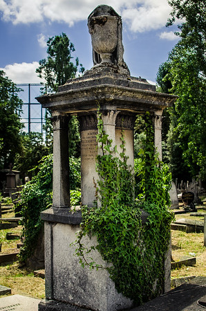 Kensal Green Cemetery Open Day 2015