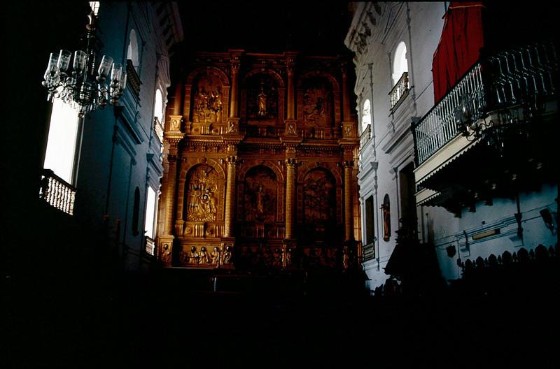Goan Portuguese church