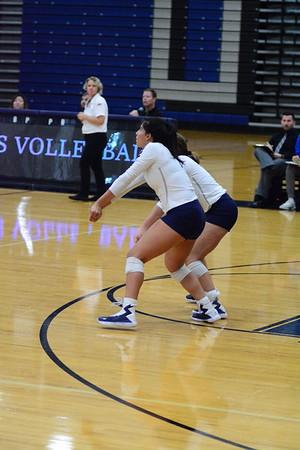 OE Girls Varsity Volleyball Vs Plainfield So. 2019