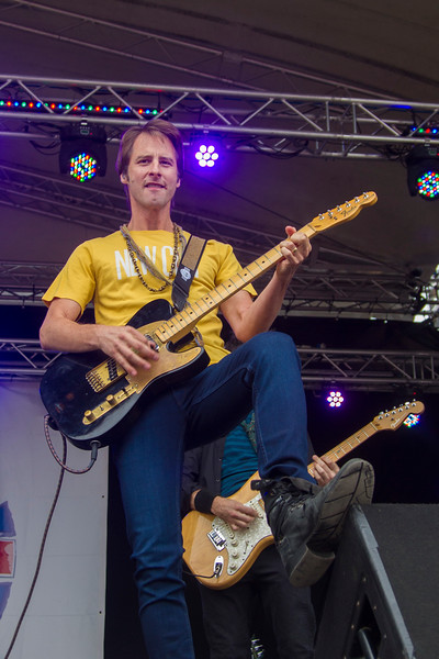 Chesney Hawkes at Jack up the 80s 2018