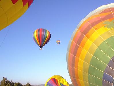 Hot Air Balloon Ride (2000)