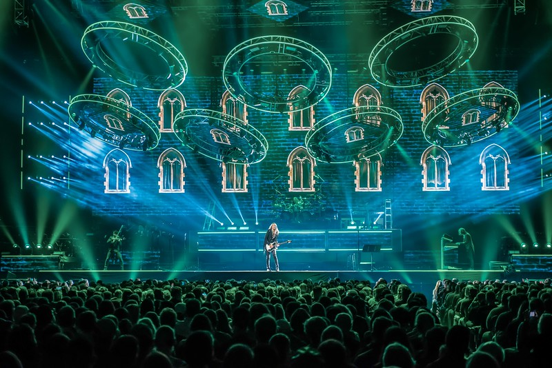 TRANS-SIBERIAN ORCHESTRA AT THE WELLS FARGO  CENTER