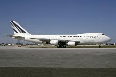 Air France Cargo Asie