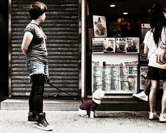 Hong Kong Street Photography - Oct 2012