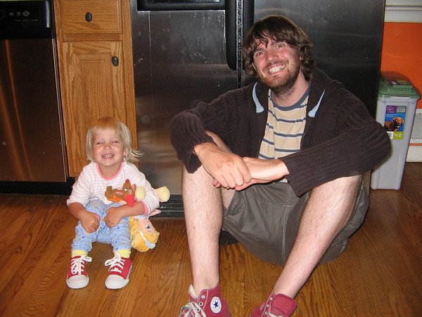 September 2005.Gordon and Sarah visit