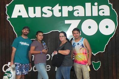 2016 - Stephen and Tonya's Visit To Australia