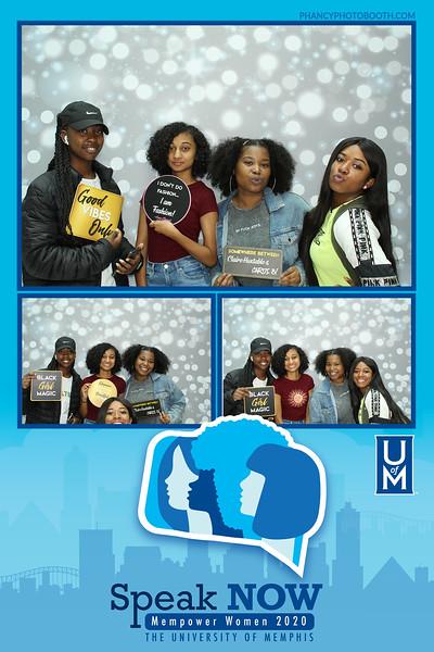 University of Memphis  Mempower Women