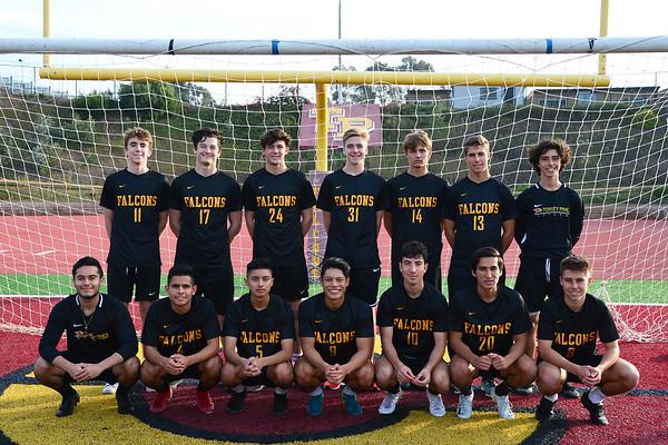 TP Boys Varsity Soccer Team 2019-20