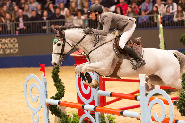 Olympia Horse Show December 2015