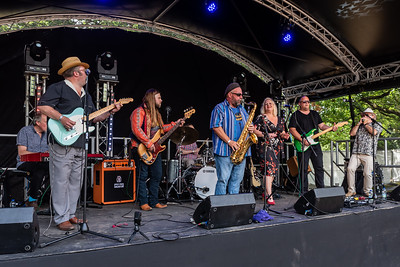 EBF2019 The Paul Cook Band with Emma Wilson