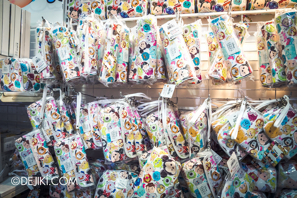 STGCC 2016 - Tsum Tsum stationery, bags and more