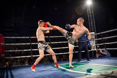 Fight 13 - Hayden Lacey v Jack McCann
