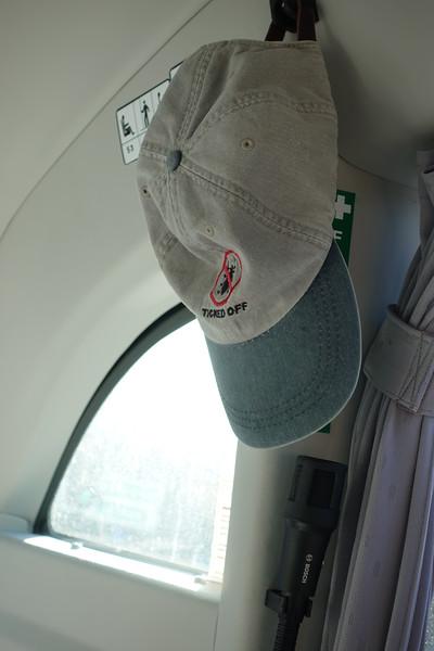London Tour Bus Driver