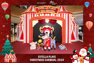 Event - Estella Place Xmas Carnival Day 8