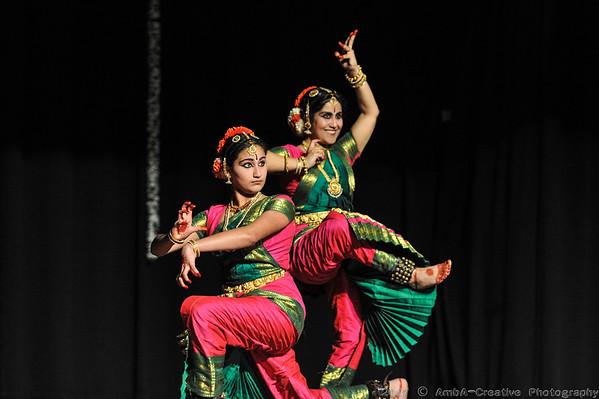 Saadhana 2017 - Arthi & Meghna