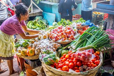 Market life (Granada, Nicaragua)