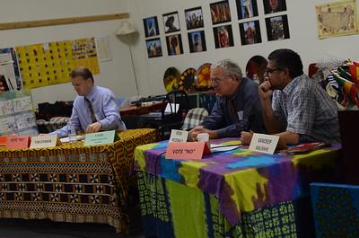 2011.10.06 Candidates Meet & Greet