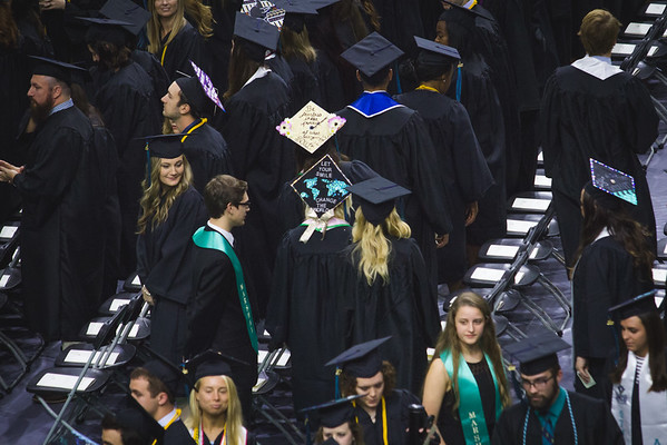 Morgan McKinney - UNCW Graduation
