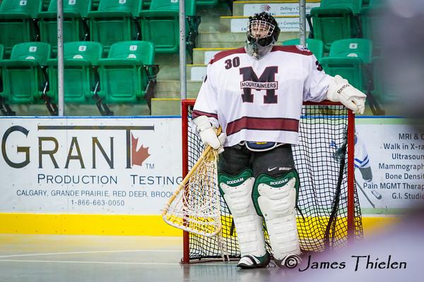 Game, May 26, 2013 Okotoks Marauders vs Calgary Mountaineers