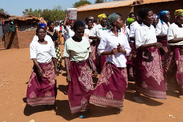 Malawi Kitchen Project in Mkanda, Africa