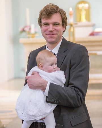 Rosalie's Christening