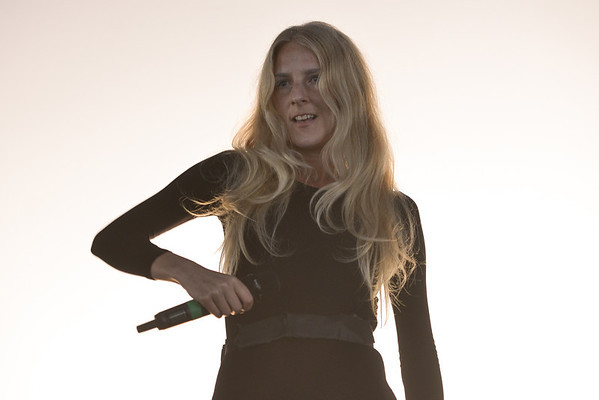 iamamiwhoami  performs at Latitude 2013 - 21/07/13