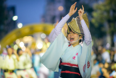 2015 Koenji Awaodori
