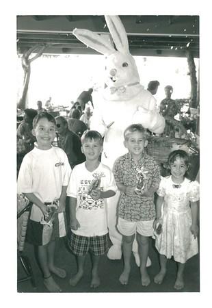 1996 Easter Sunday Brunch 4-7-1996