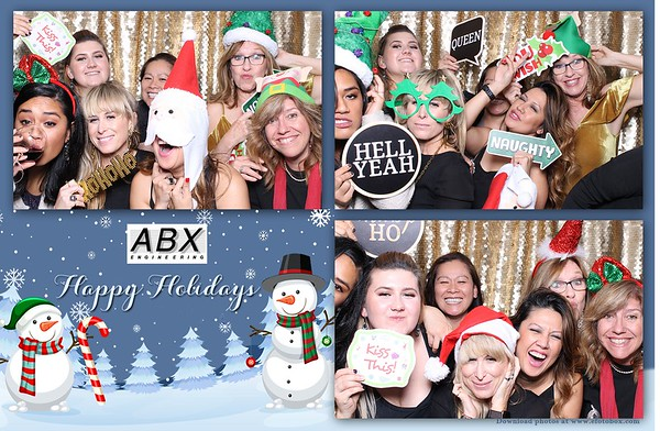 ABX Holiday Party 2018