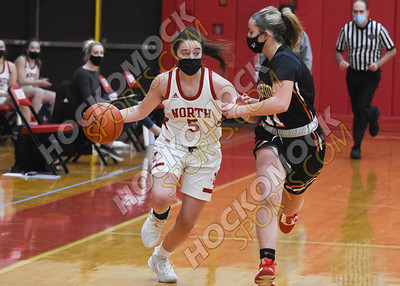 North Attleboro - Stoughton Girls Basketball 1-13-21