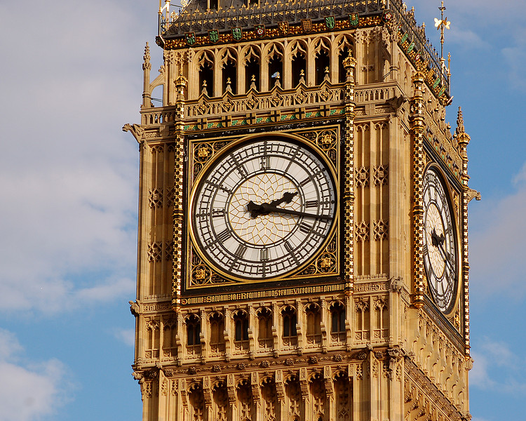 London's Timepiece