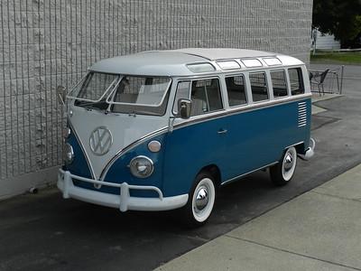 1967 Volkswagon 21 Window Bus Restoration Progress - Ted Rusnak