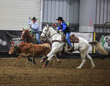 Team Roping Sunday