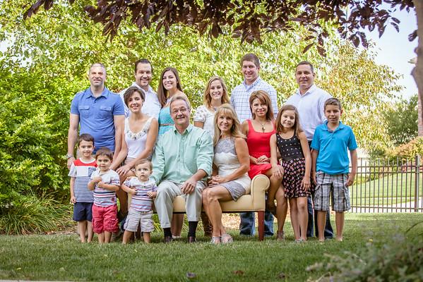 Carmichael Family