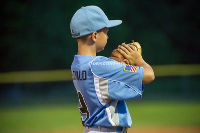SYA Baseball All Stars