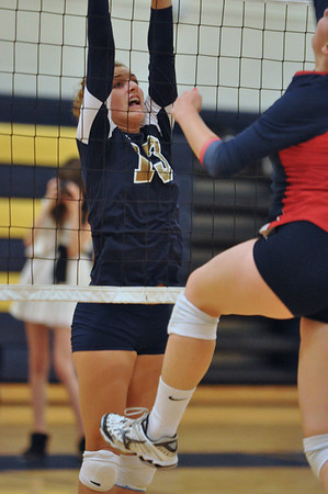 Westview vs. West Albany High School Volleyball