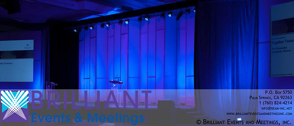 Annual Financial Sales Meeting