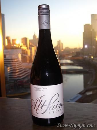 2011 (Mar 12) Melbourne, AU to California