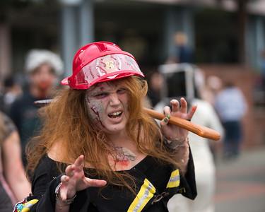 2014 Victoria Zombie Walk