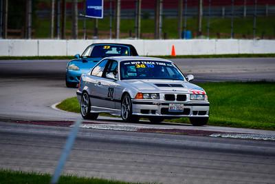 2021 MVP MO Yellow Int Car # 38 X3