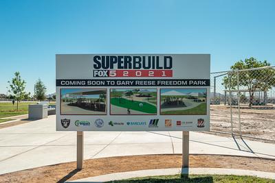 Freedom Park Superbuild