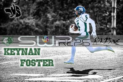 #5 KEYNAN FOSTER