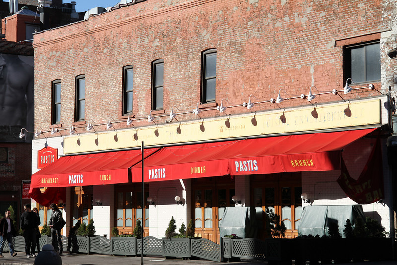 Pastis, meatpacking district.