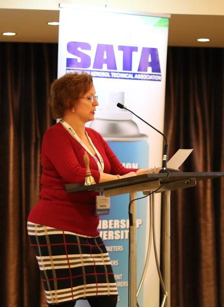 Lori Parker, SATA Treasurer