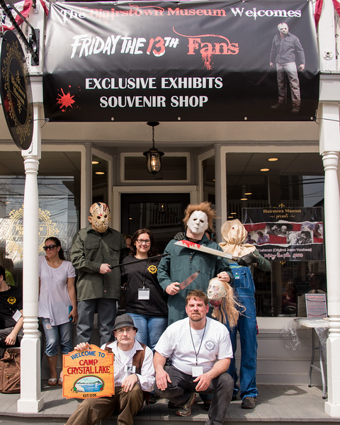 Friday the 13th in Blairstown 2018