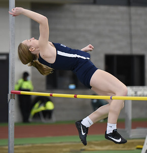 East Haven Indoor Track Takes on Hillhouse