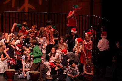 Daisy Brook - 12/13/2011 4th Grade Christmas Concert