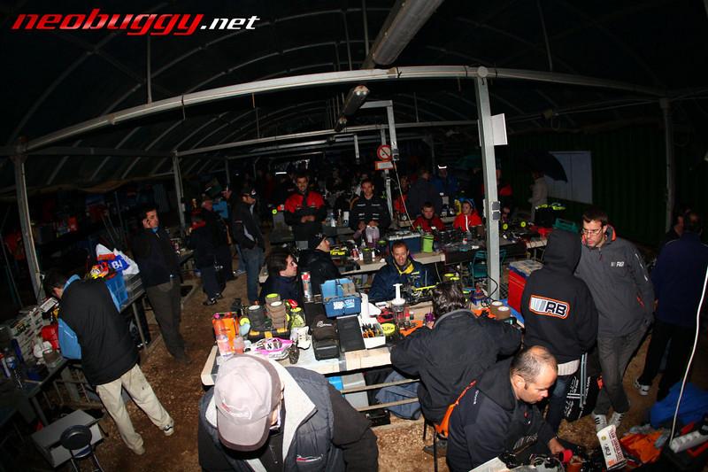 2009 Pierrefeu GP - Saturday Qualifying Power Cut