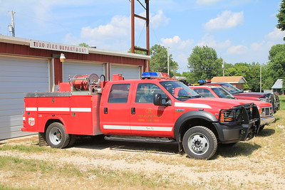 Tyro Fire Department (Tyro, KS)
