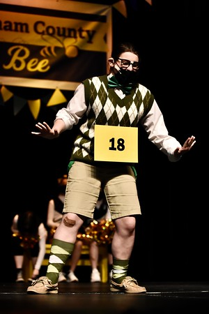 "Bishop Noll High School Spring Play ""25th Annual Putnam County Spelling Bee""   2021"